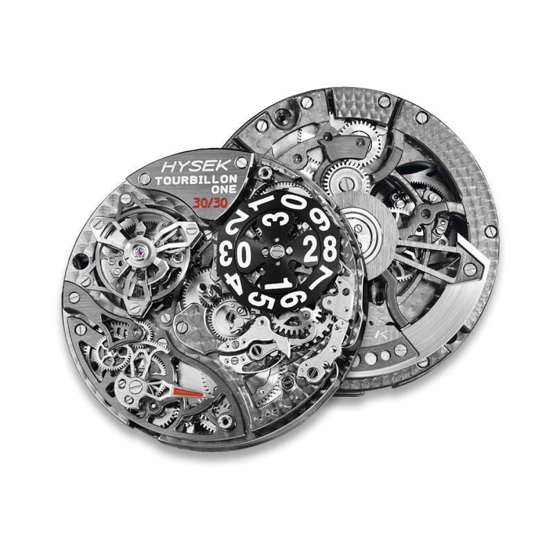 HW03 Automatic Tourbillon