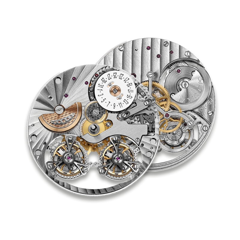HW06 Double Tourbillon Automatic