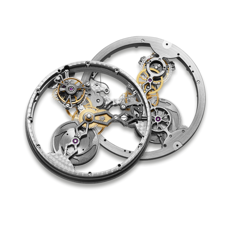 HW14 Skeleton Tourbillon