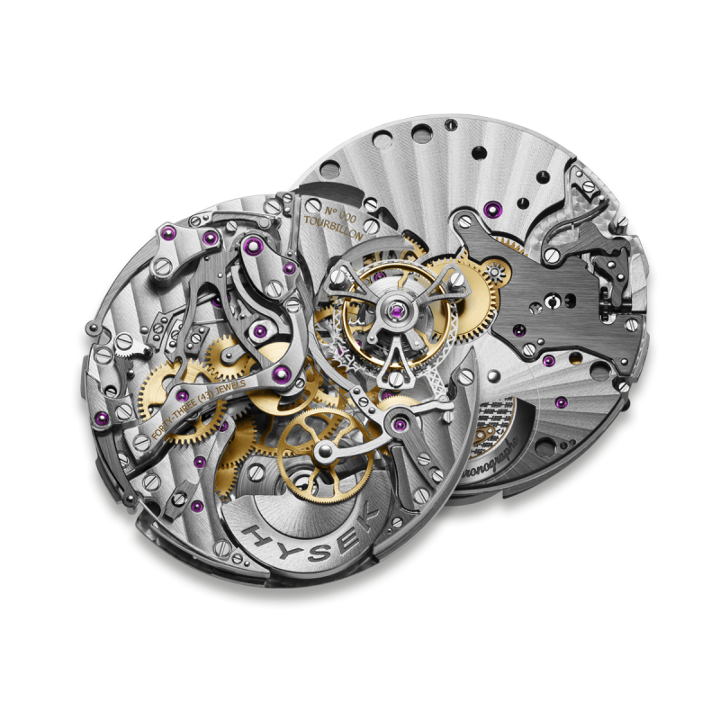 HW41 Chronograph Tourbillon
