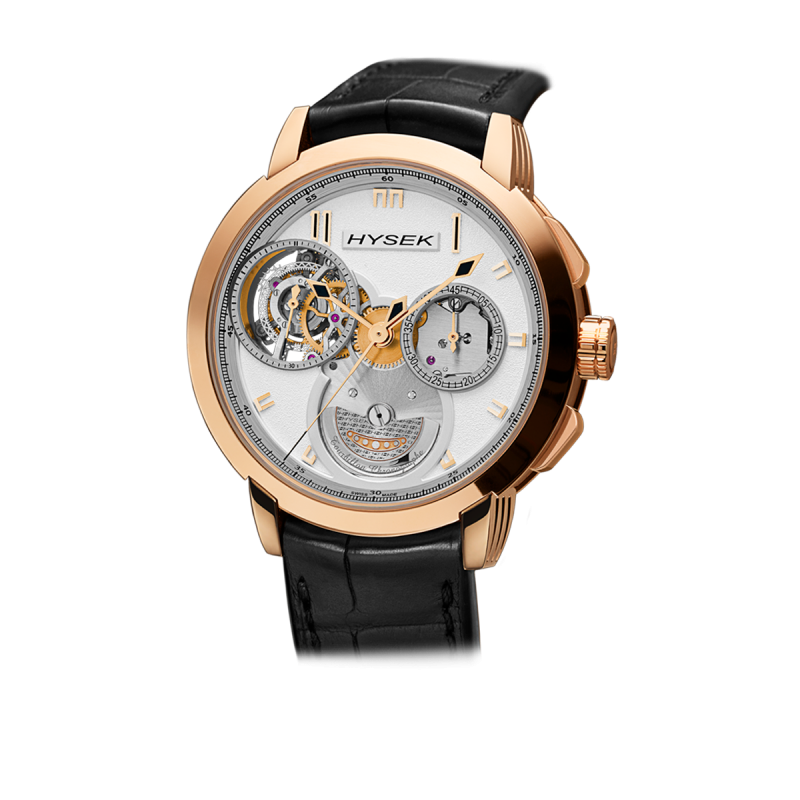 Chronograph Tourbillon