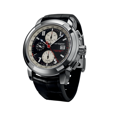 47mm Chronograph & Dual Time